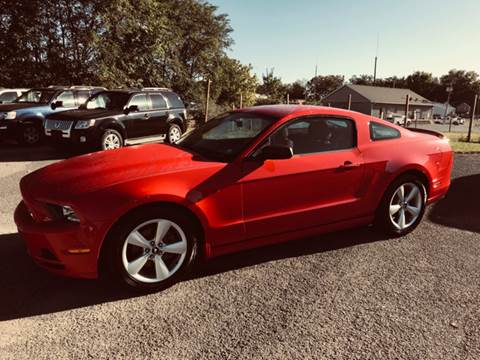 2013 Ford Mustang for sale in Buckhannon, WV