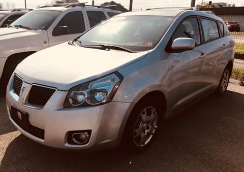 2009 Pontiac Vibe for sale in Buckhannon, WV