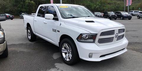 2013 RAM Ram Pickup 1500 Sport for sale at Bailey Brand in Clarksburg WV