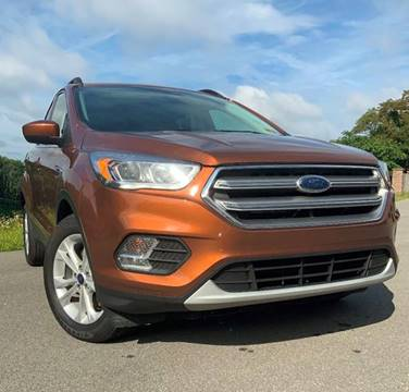2017 Ford Escape SE for sale at Bailey Brand in Clarksburg WV