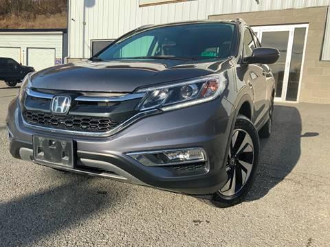 2016 Honda CR-V Touring for sale at Bailey Brand in Clarksburg WV