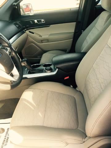 2013 Ford Explorer AWD 4dr SUV - Buckhannon WV