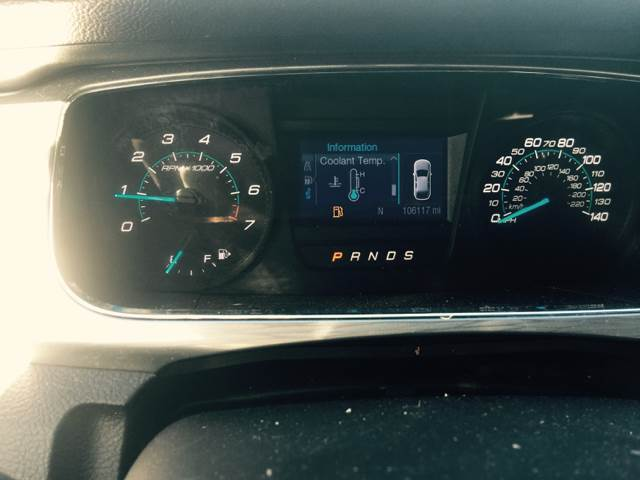 2013 Ford Taurus AWD SEL 4dr Sedan - Buckhannon WV