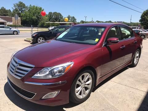 2013 Hyundai Genesis for sale in Acworth, GA