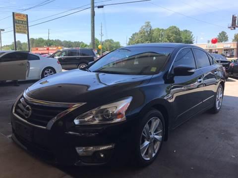 2014 Nissan Altima for sale in Acworth, GA