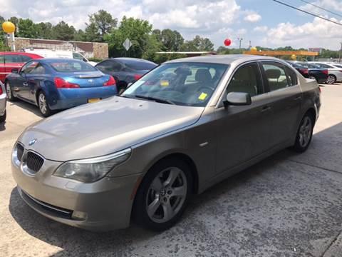 2008 BMW 5 Series for sale in Acworth, GA