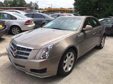 2008 Cadillac CTS for sale in Acworth, GA