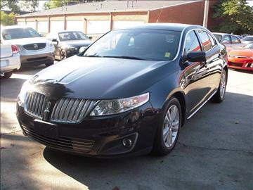 2010 Lincoln MKS for sale in Acworth, GA