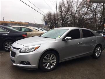 2014 Chevrolet Malibu for sale in Acworth, GA