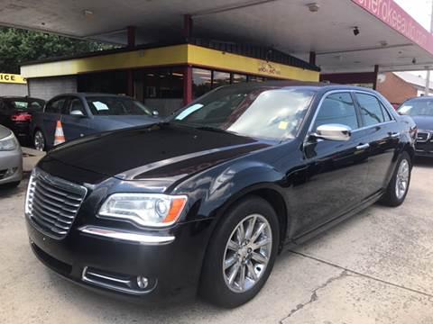 2012 Chrysler 300 for sale in Acworth, GA