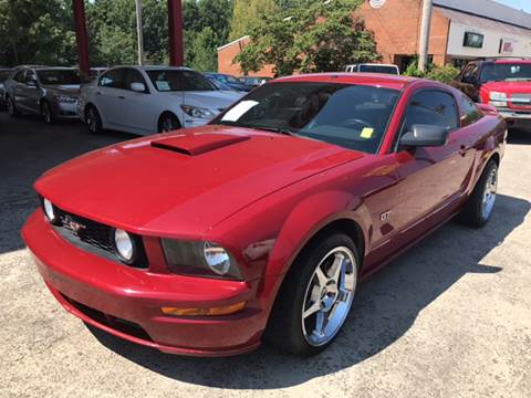 2008 Ford Mustang & Ford Used Cars Pickup Trucks For Sale Acworth Cherokee Auto Sales markmcfarlin.com