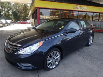 2013 Hyundai Sonata for sale in Acworth, GA