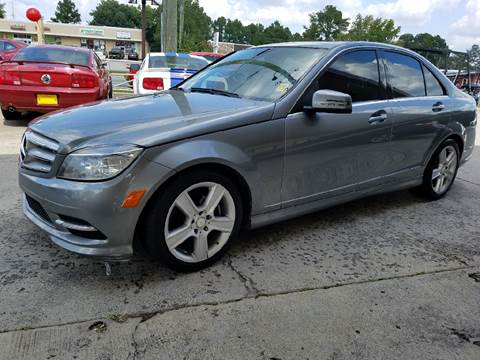 2011 Mercedes-Benz C-Class for sale in Acworth, GA