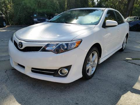 2014 Toyota Camry for sale in Acworth, GA