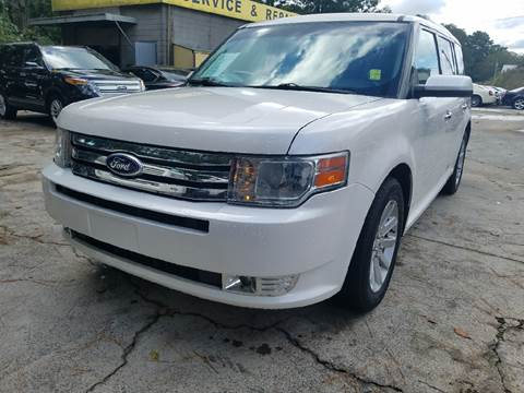 2012 Ford Flex for sale in Acworth, GA