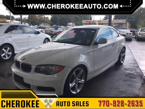 2011 BMW 1 Series for sale in Acworth, GA