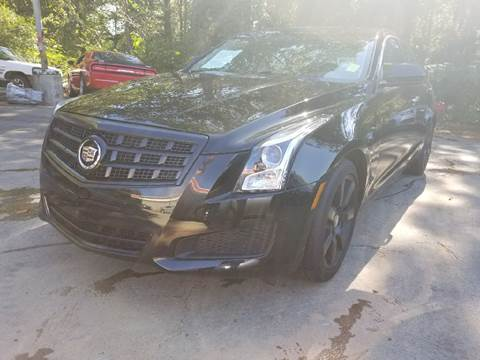 2014 Cadillac ATS for sale in Acworth, GA