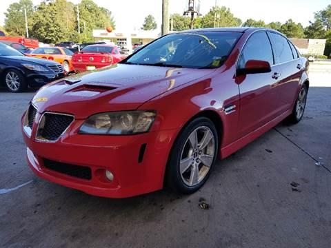 2008 Pontiac G8 for sale in Acworth, GA