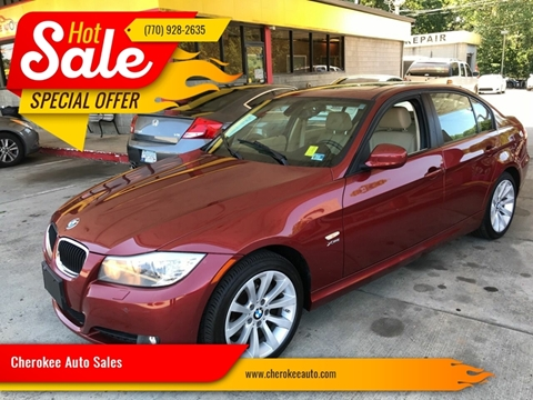 2011 BMW 3 Series for sale in Acworth, GA