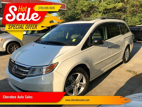 2012 Honda Odyssey for sale in Acworth, GA