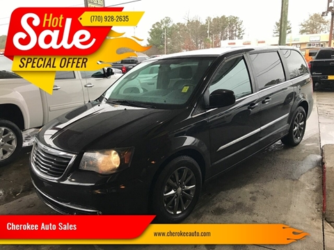 2014 Chrysler Town and Country for sale in Acworth, GA