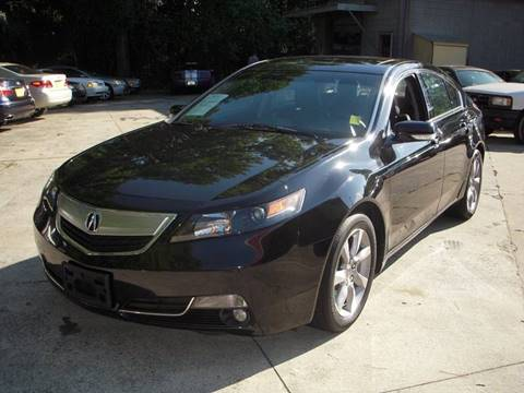 2012 Acura TL for sale in Acworth, GA