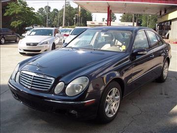2006 Mercedes-Benz E-Class for sale in Acworth, GA