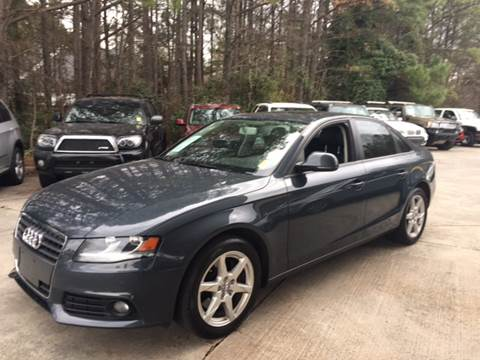 2009 Audi A4 for sale in Acworth, GA