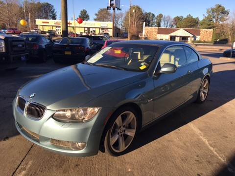 2010 BMW 3 Series for sale in Acworth, GA