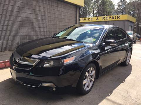 2013 Acura TL for sale in Acworth, GA