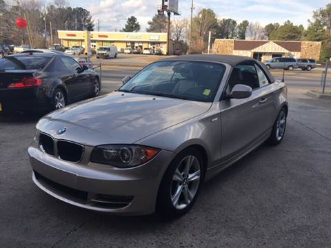 2010 BMW 1 Series for sale in Acworth, GA