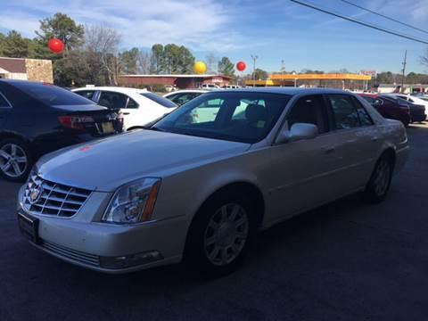 2008 Cadillac DTS for sale in Acworth, GA