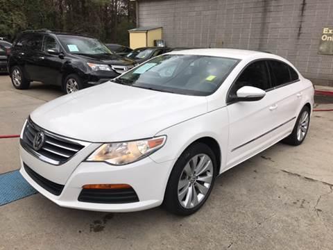 2011 Volkswagen CC for sale in Acworth, GA