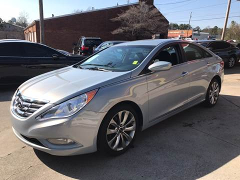 2011 Hyundai Sonata for sale in Acworth, GA