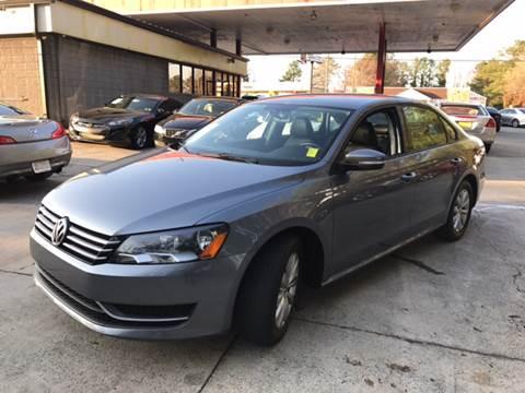 2015 Volkswagen Passat for sale in Acworth, GA
