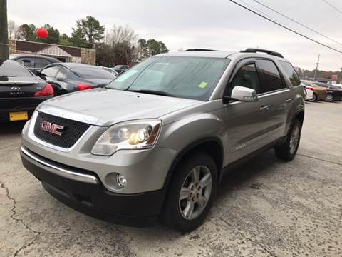 2008 GMC Acadia for sale in Acworth, GA