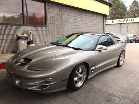 1999 Pontiac Firebird for sale in Acworth, GA
