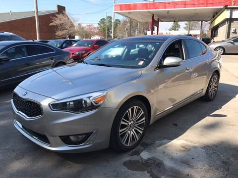 2014 Kia Cadenza for sale in Acworth, GA