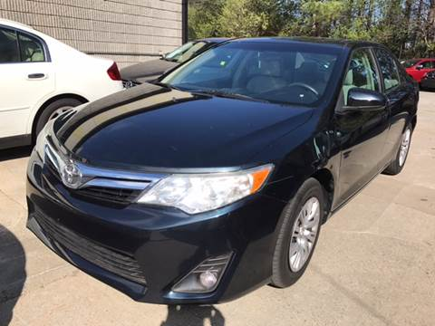 2012 Toyota Camry for sale in Acworth, GA