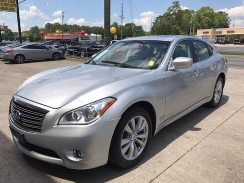2011 Infiniti M56 for sale in Acworth, GA