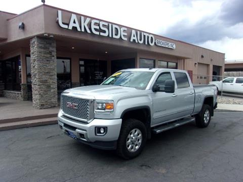 2015 GMC Sierra 2500HD for sale in Colorado Springs, CO