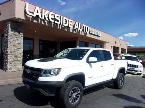 Chevy Colorado Springs >> 2017 Chevrolet Colorado For Sale In Colorado Springs Co