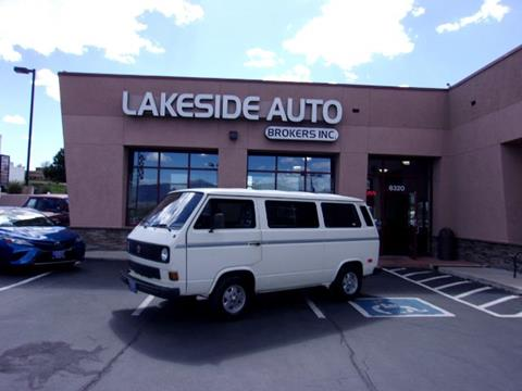 1991 Volkswagen Vanagon for sale in Colorado Springs, CO