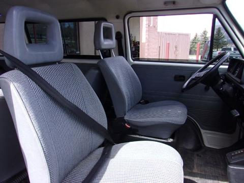 1991 Volkswagen Vanagon