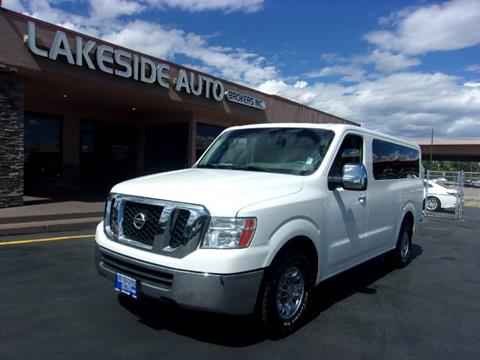 2012 Nissan NV Passenger for sale in Colorado Springs, CO