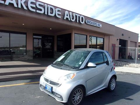 2014 Smart fortwo electric drive for sale in Colorado Springs, CO
