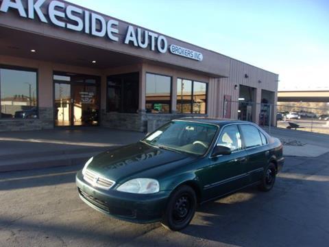 1999 Honda Civic for sale in Colorado Springs, CO