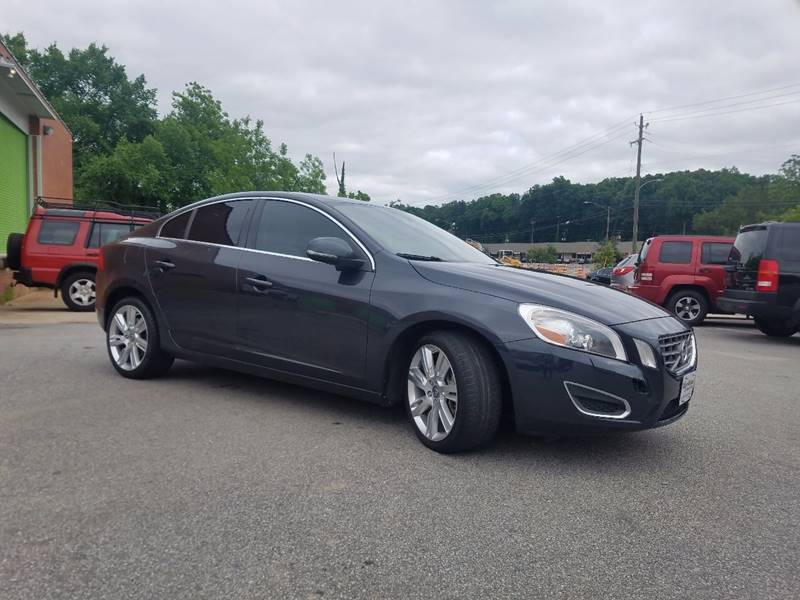 2012 Volvo S60 for sale at Euro Motors LLC in Raleigh NC