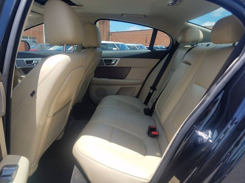 2013 Jaguar XF for sale at Euro Motors LLC in Raleigh NC