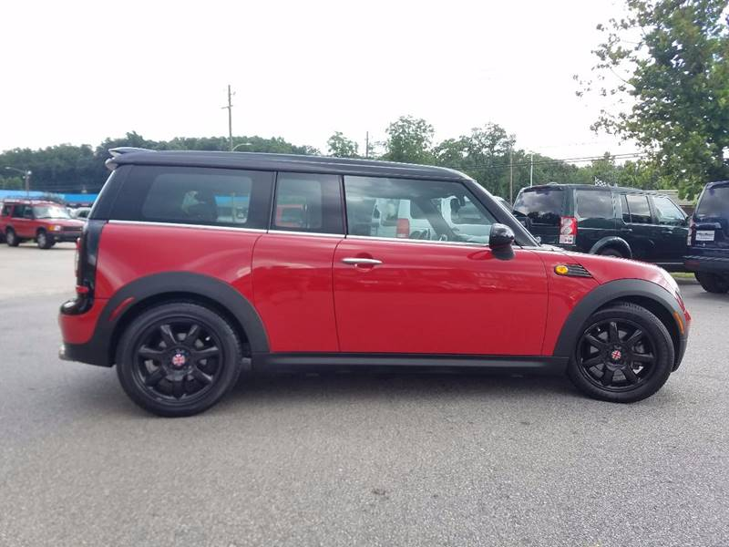 2009 MINI Cooper Clubman for sale at Euro Motors LLC in Raleigh NC